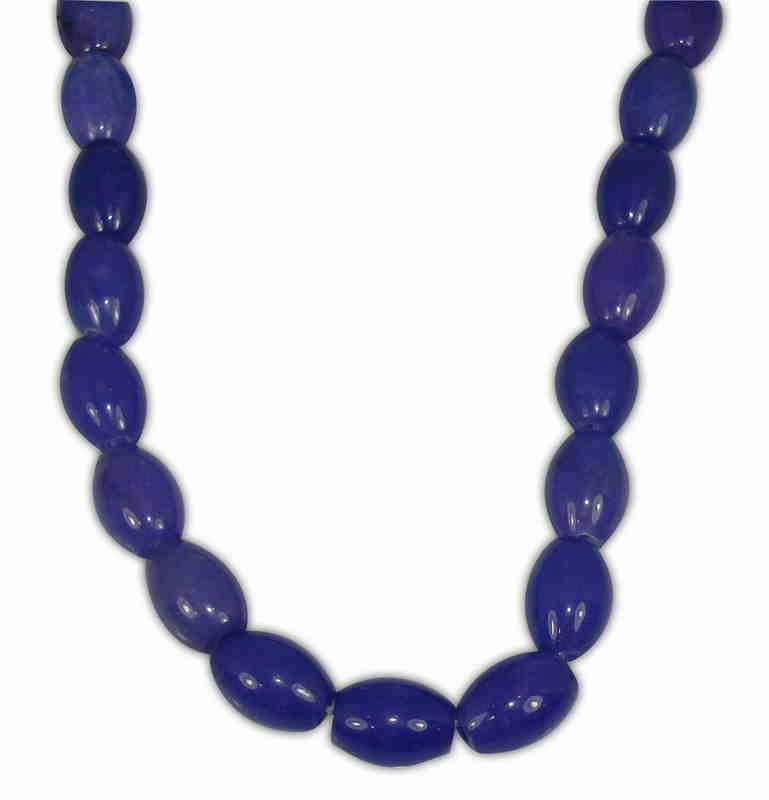 AGATE PURPLE OVAL 10x14mm WITH 2,5mm HOLE