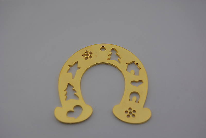 HORSESHOE 70x70mm