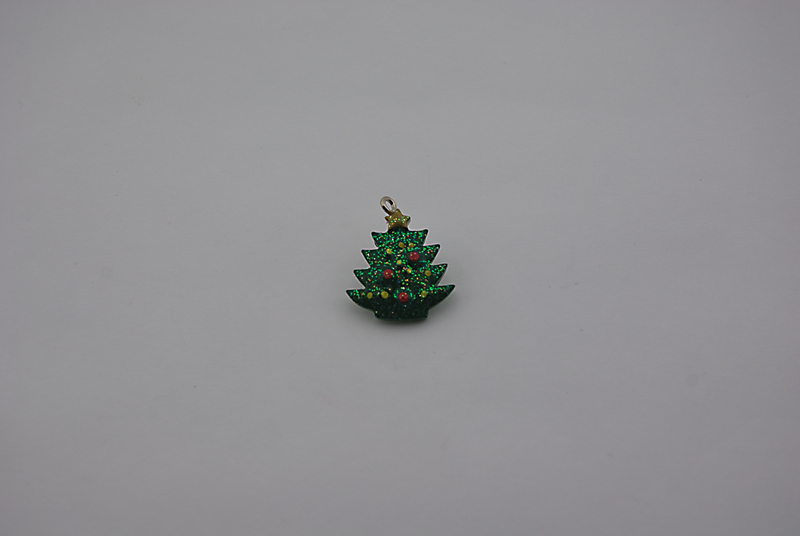 CHRISTMAS TREE 20x25mm