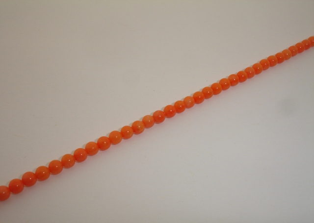 CORAL BALL 4mm