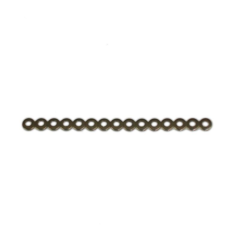 CONNECTOR 15 Strand 61mm (BRASS)