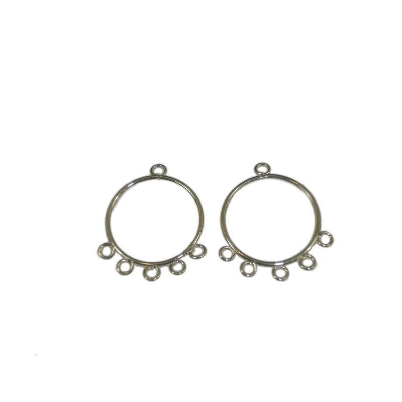 EARRING 24x32mm