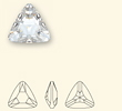 TRIANGLE DESIGN CONICAL  23MM