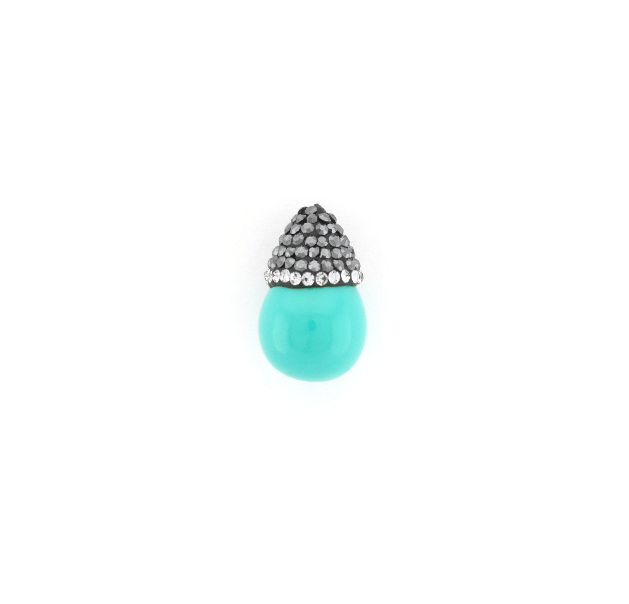 CHAOLITE TEAR WITH STRASS 22x13mm
