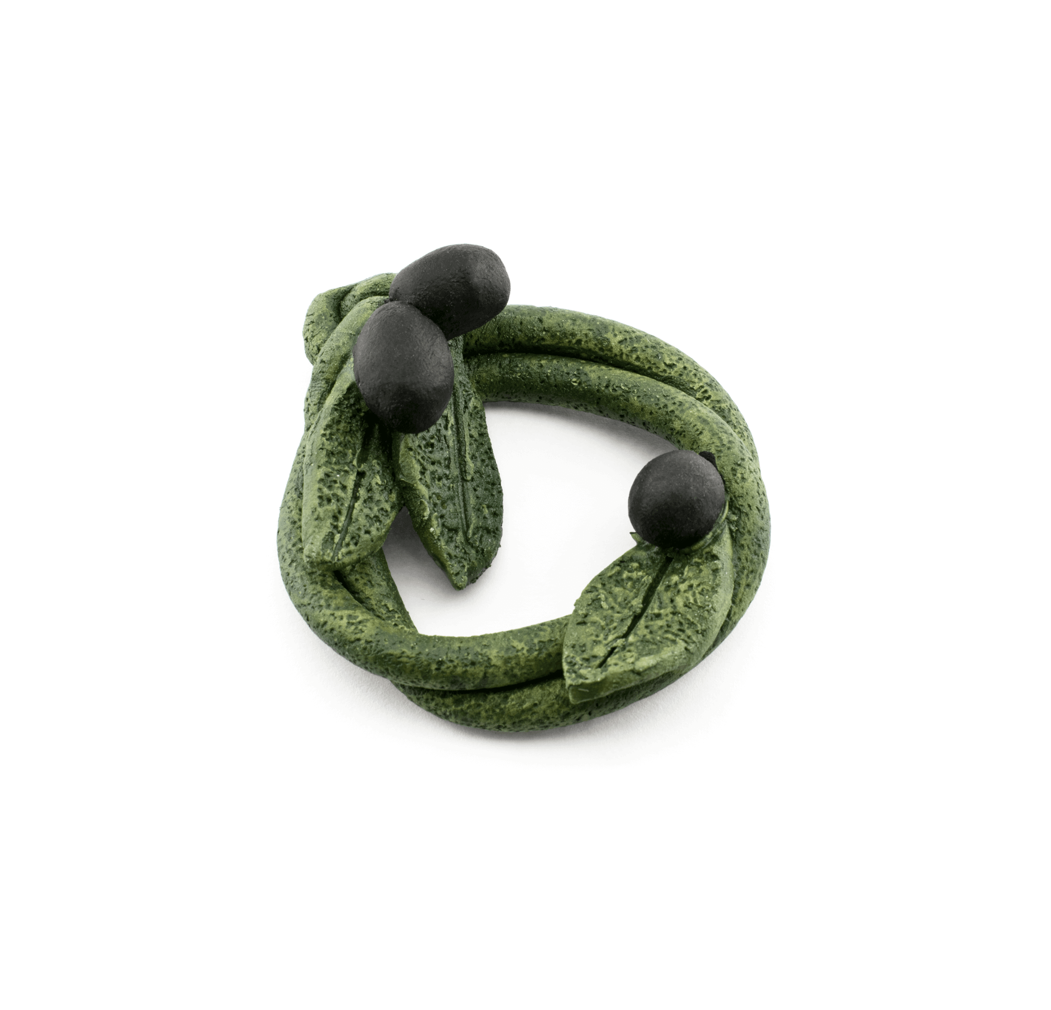 OLIVE WREATH 52mm