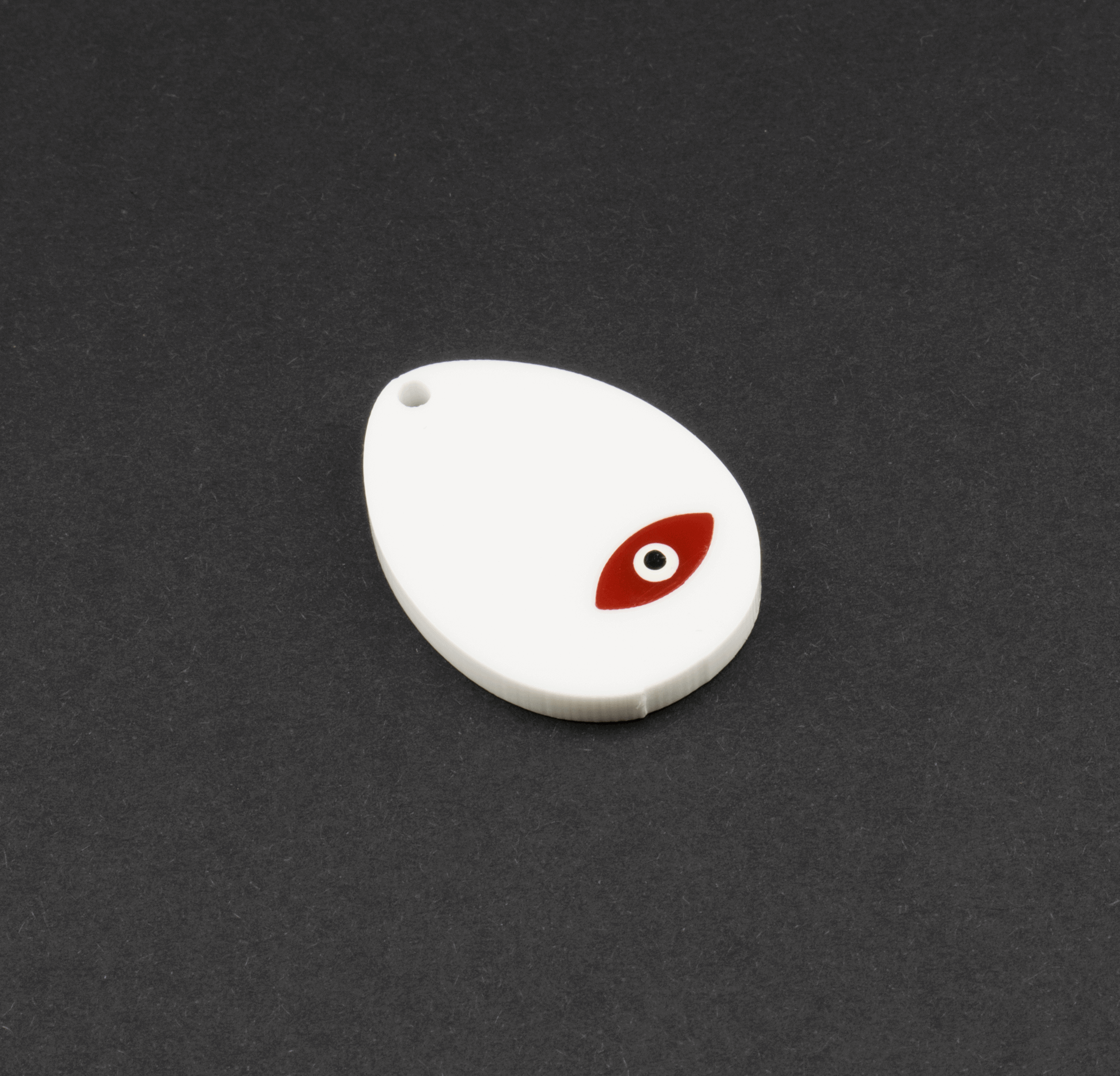EGG WITH EYE 22x30mm