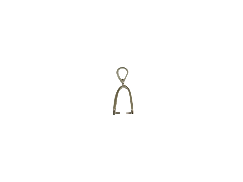 SILVER 925° CLASP  17mm
