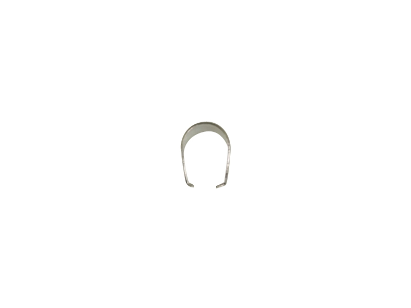 SILVER 925° CLASP  13mm