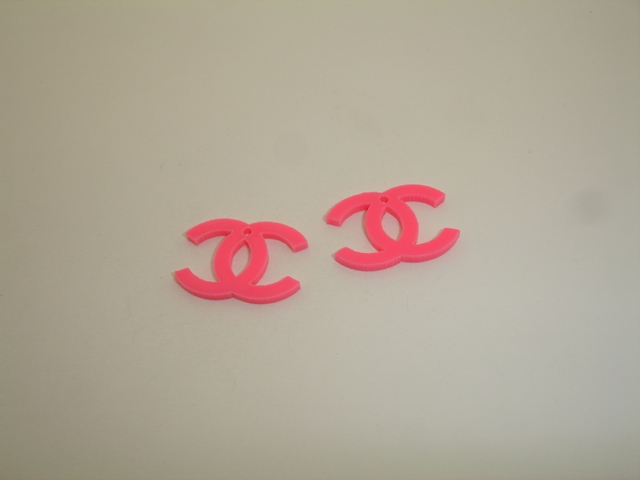 COCO CHANEL  17x24mm