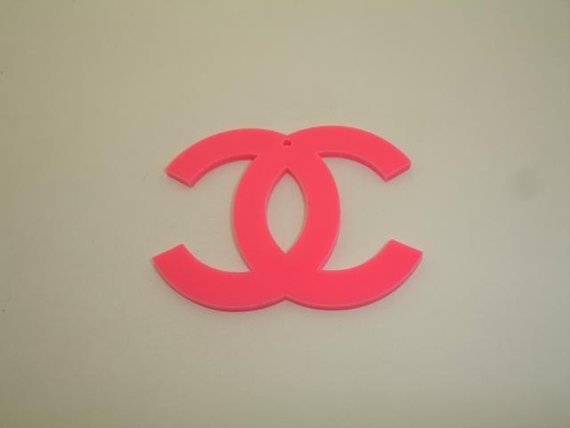 COCO CHANEL  48x58mm