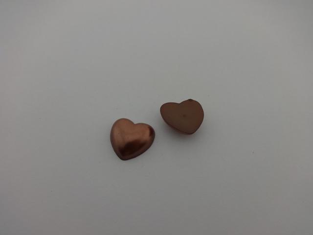 CABOCHON HEART 8x24mm