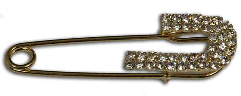 SAFETY PIN 66x14mm
