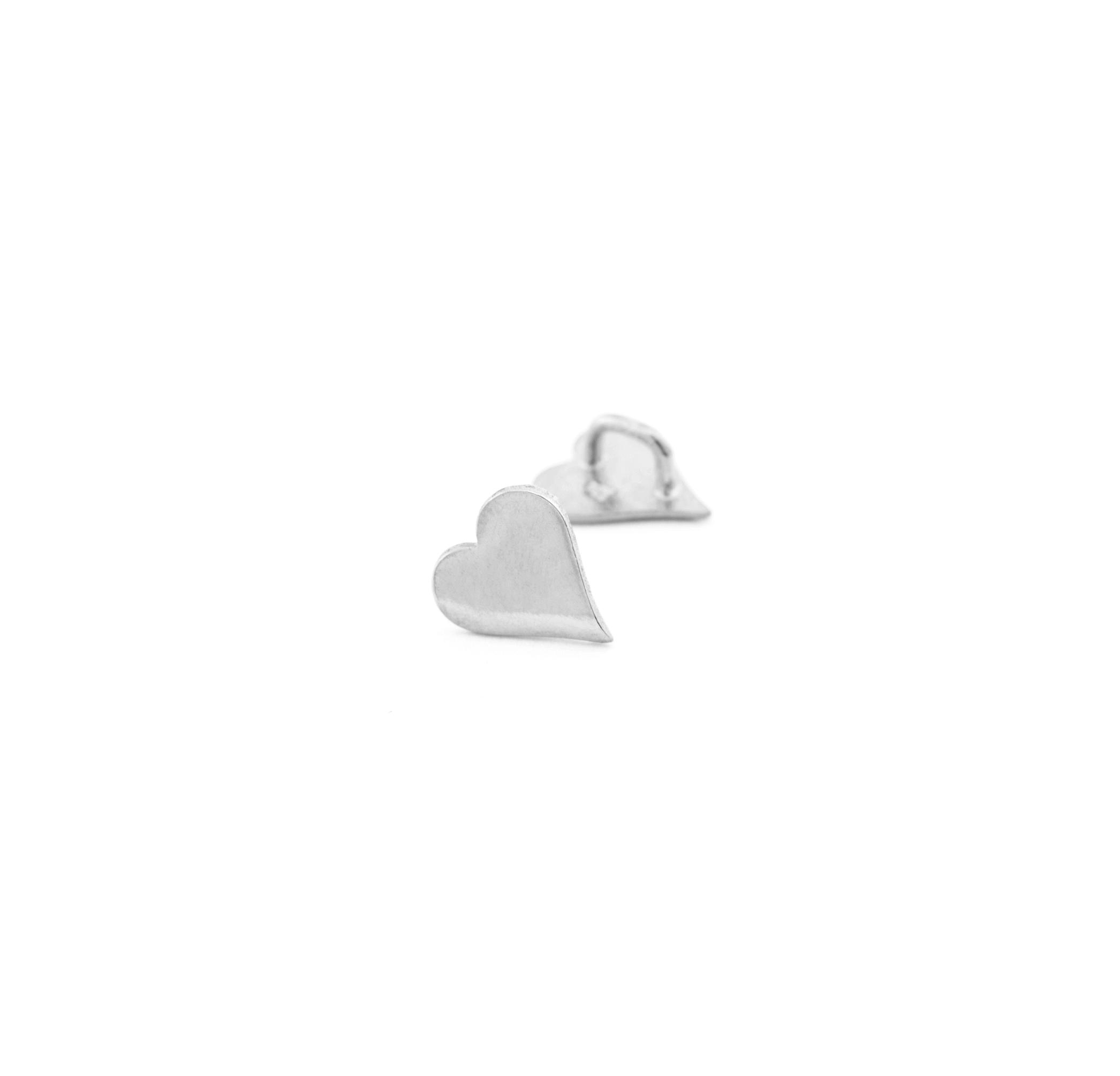 925° SILVER HEART 9mm